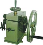 BANGLE & RING GROOVING MACHINE